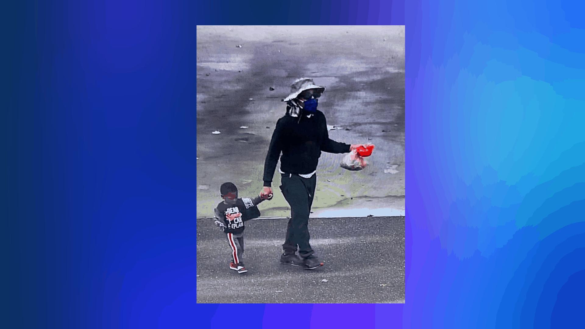 Un niño de 2 años fue abandonado afuera de una tienda de donaciones Goodwill en Mississippi   Local by Facundo Valdez