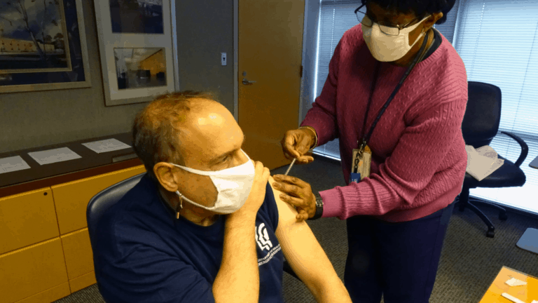 Vacunas en Missisippi