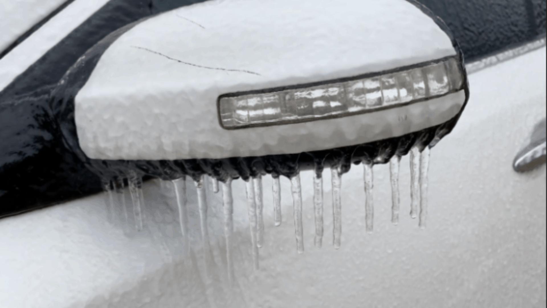 Tormenta de hielo y nieve: más de 150 millones de personas están siendo afectadas | Noticia by Facundo Valdez
