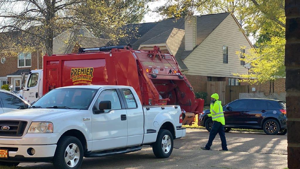 Líderes de la ciudad de Memphis discuten el contrato de Waste Pro y los problemas de recolección de basura | Local by Memphis Noticias