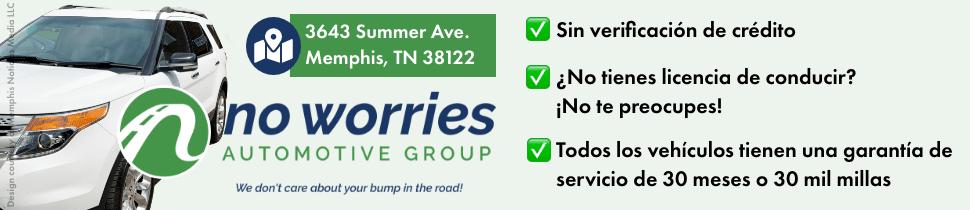 No Worries Automotive Leaderboard | by Memphis Noticias