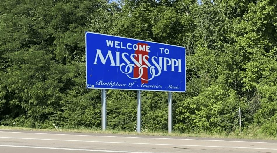 Bienvenidos a Mississippi