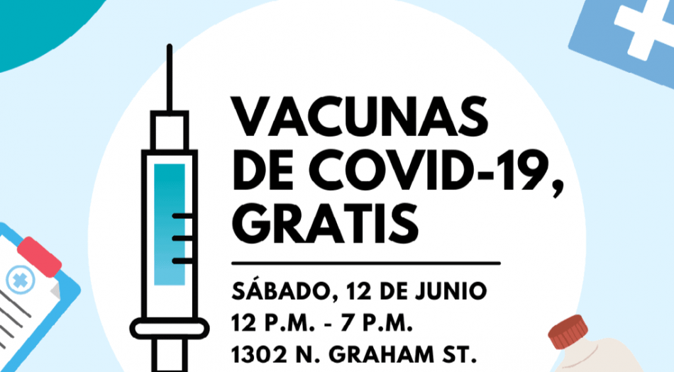 Evento de Vacunación Su Casa Ministeries