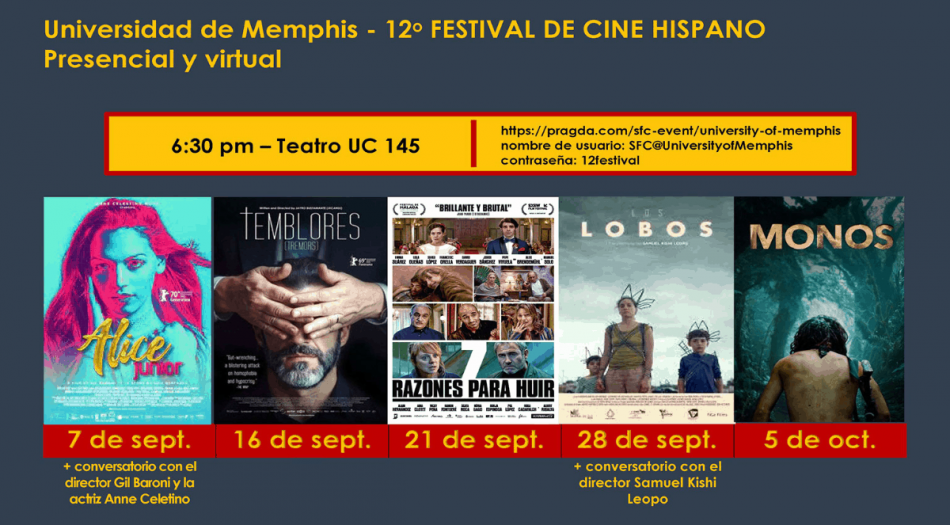 Festival de Cine Hispano 2021