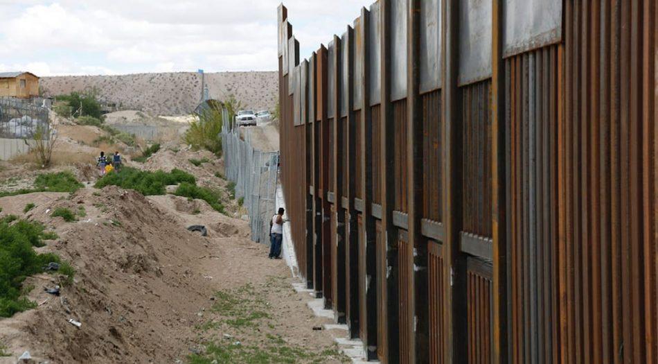 Frontera de Mexico con USA
