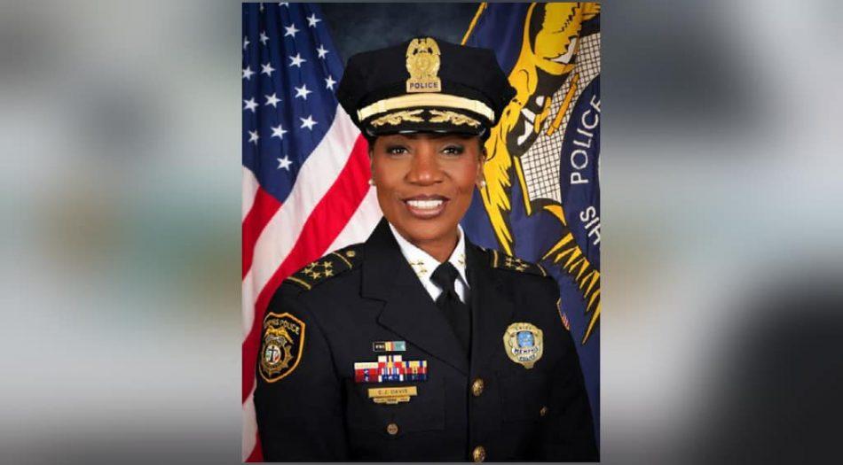 Jefe de la policía de Memphis