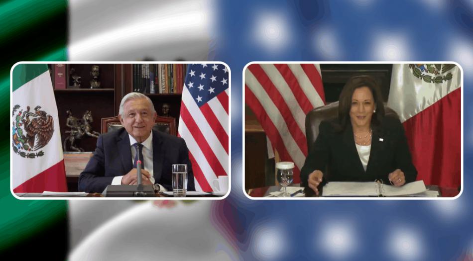 Lopez Obrador y Kamala Harris Mayo 2021@2x