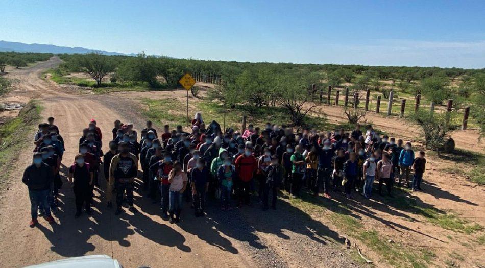 Niños migrantes intersectados en Tuczon