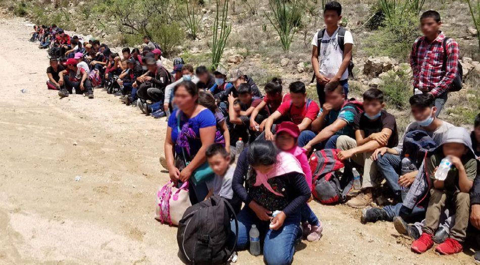 Niños migrantes intersectados