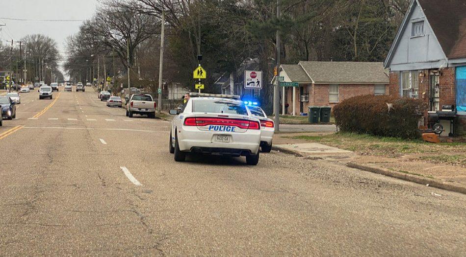 Policía de Memphis