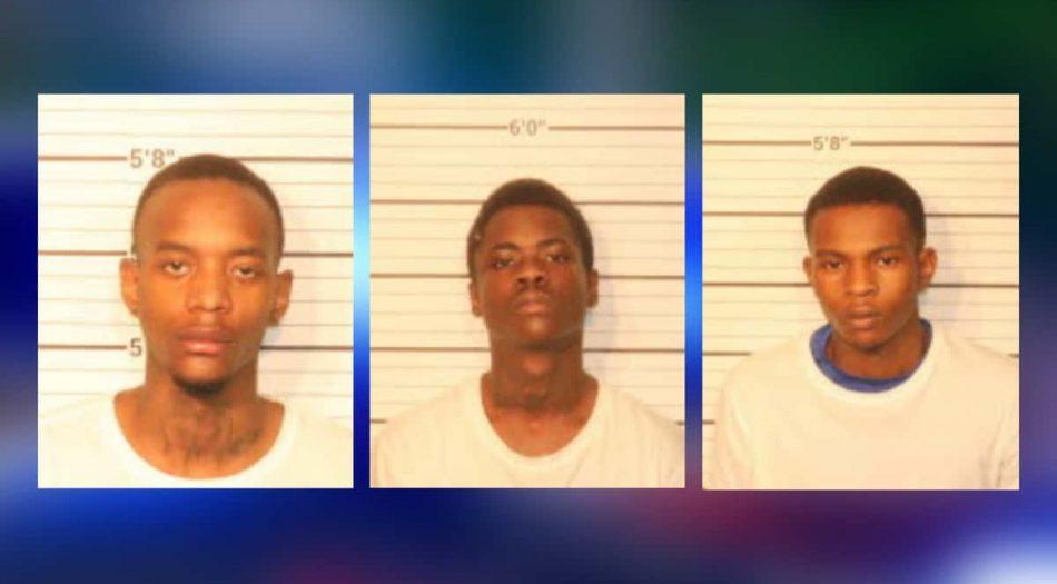 Sospechosos arrestados por homicidio el 8 de octubre en Southaven