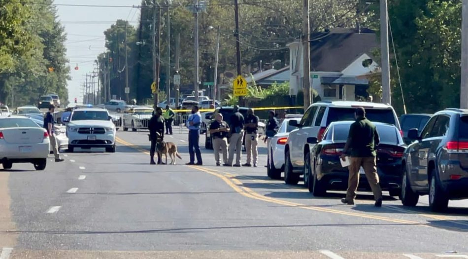 tiroteo en USPS Park Avenue